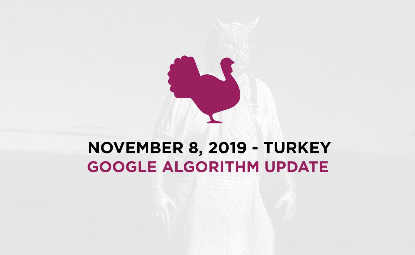 Turkey Algorithm Update