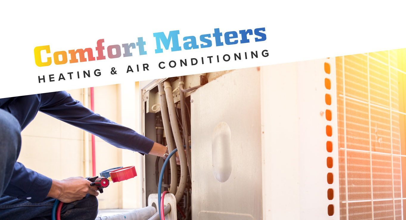 Comfort Masters - HVAC heating and air conditioning name ideas