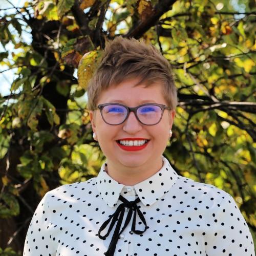Tamara Welter, Pops Diabetes Headshot - Medical App web design and SEO