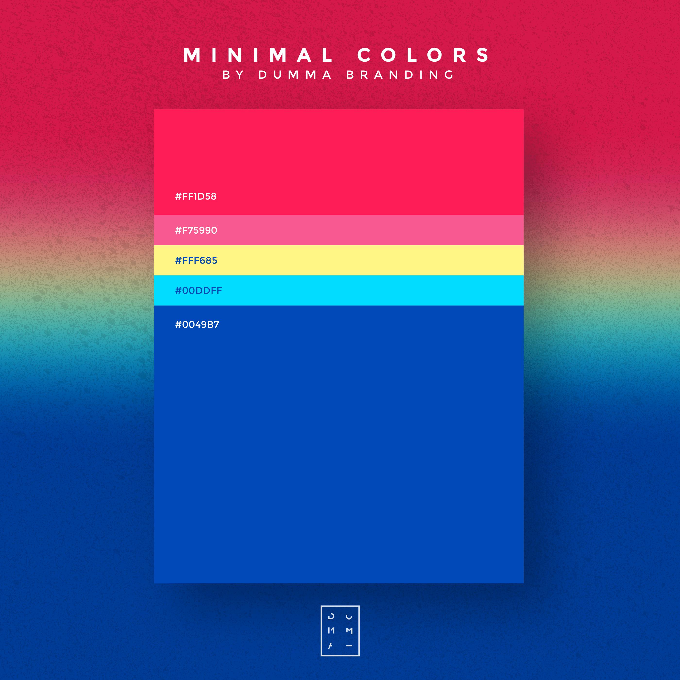 Gorgeous Web Design Color Scheme for 2020
