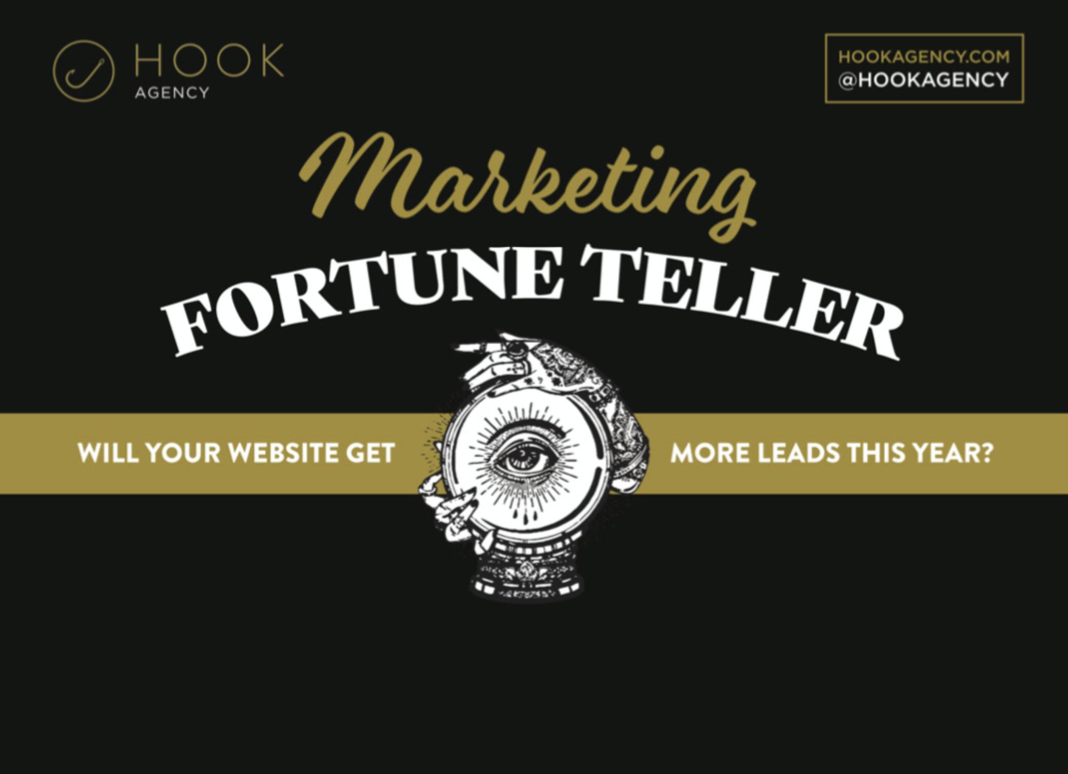 Hook Agency - Marketing Fortune Teller