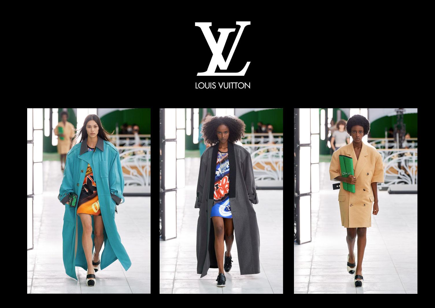 Louis Vuitton Color Forecast - Colors for 2021 - Bright colors