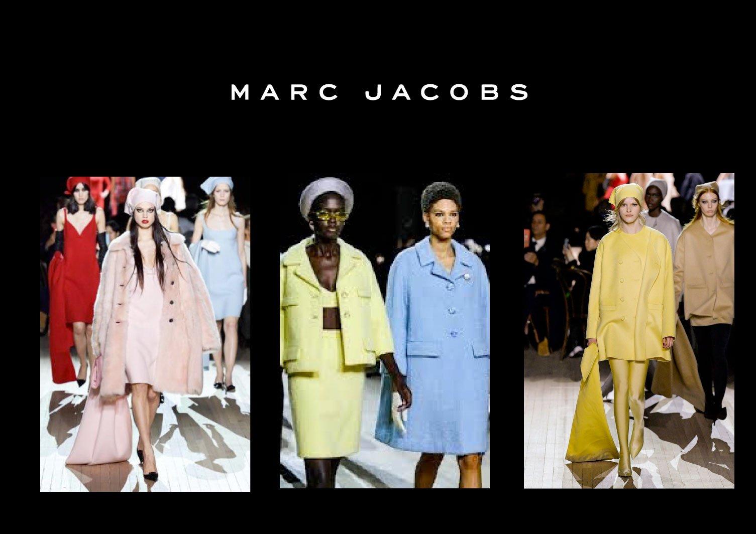 Marc Jacobs Color Forecast 2021