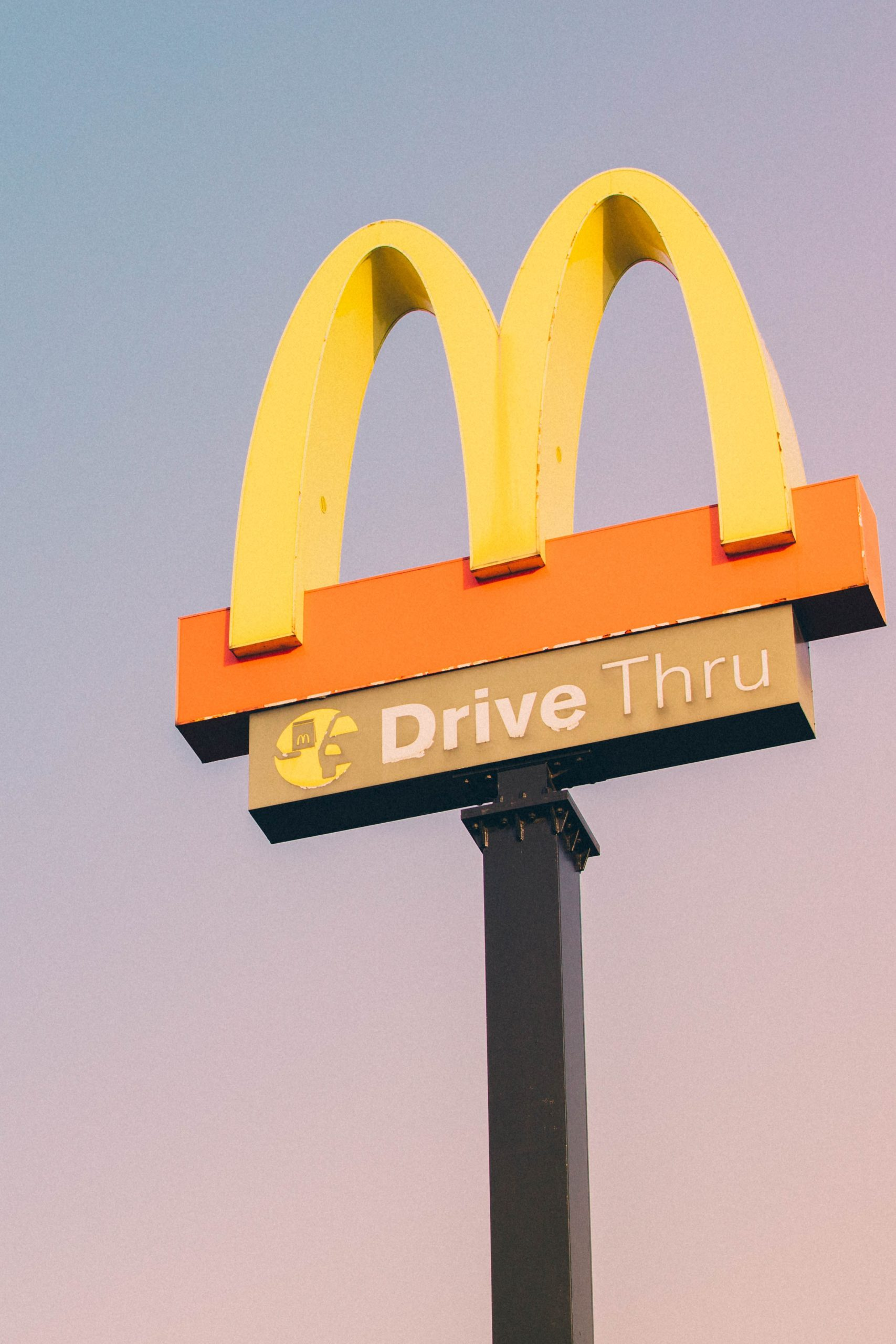 Restaurant industry drive-thru