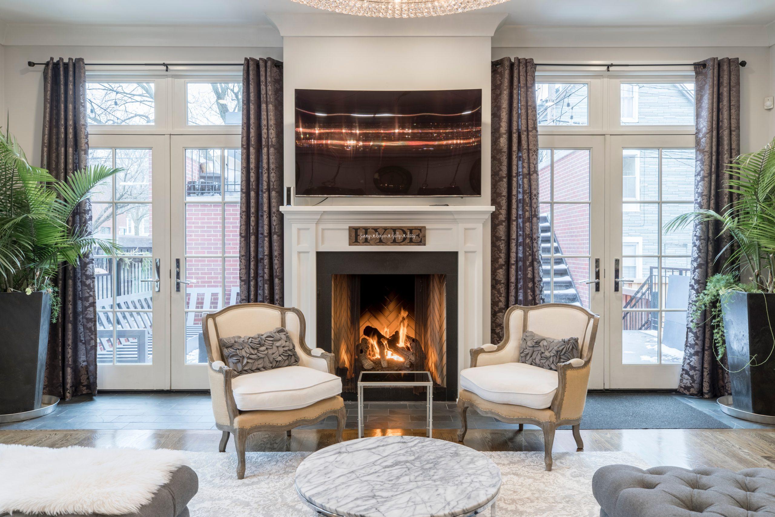 Fireplace company SEO