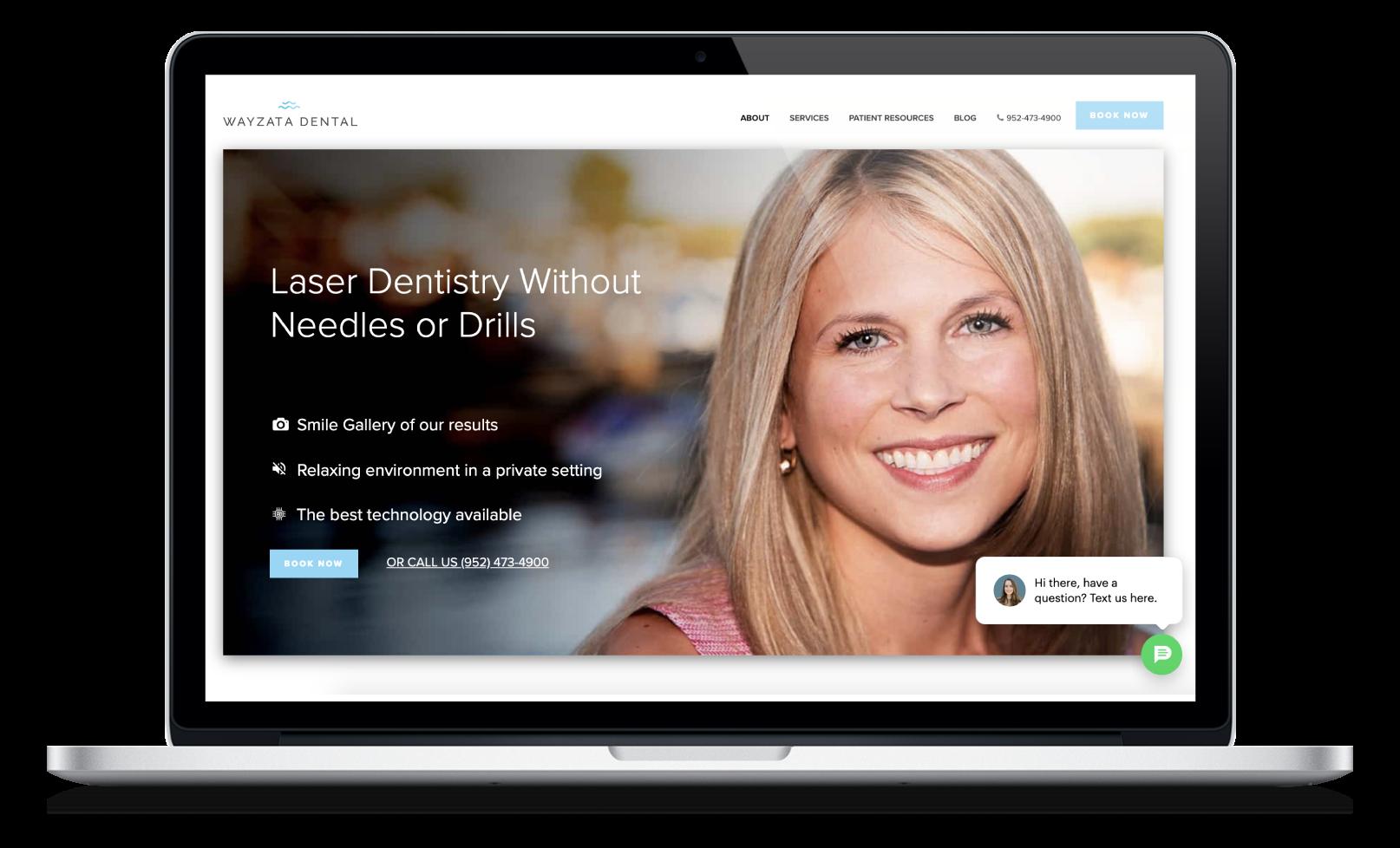 Wayzata Dental Marketing Web Design SEO