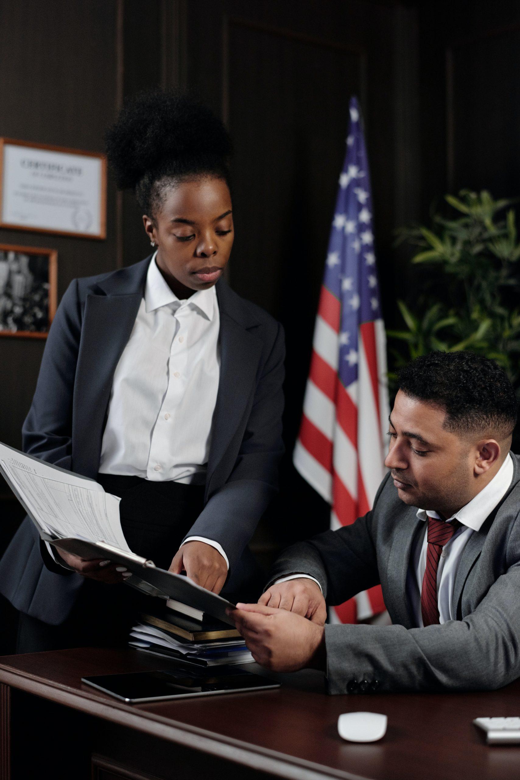 Attorney lead generation.
