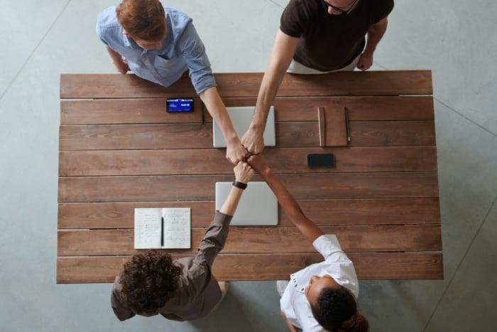 power of strategic partners