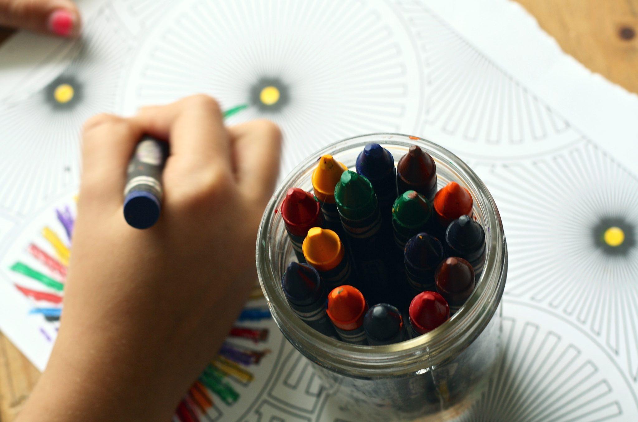 childcare website design