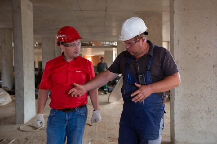 Construction Leadership Advice