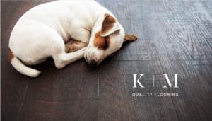 flooring contractor website design inspiration