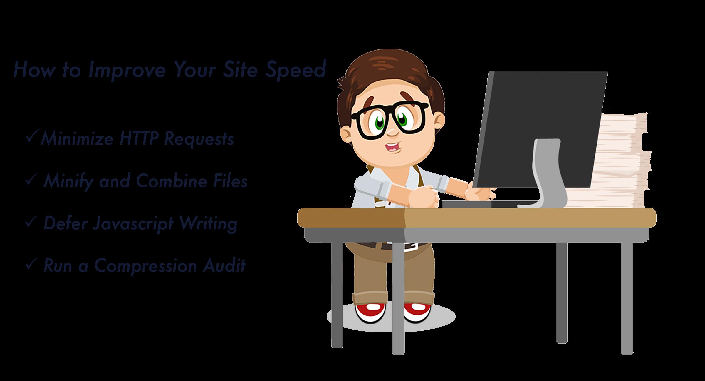 improve site speed