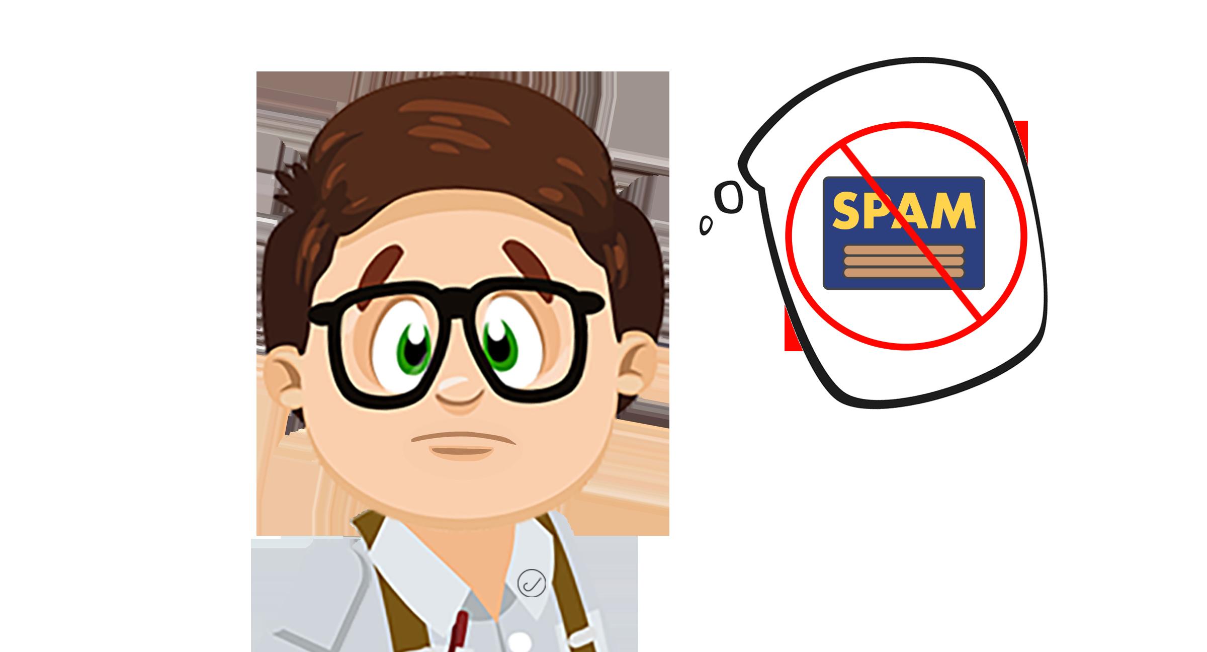 spam prevention