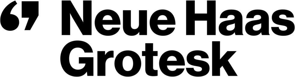 New House Grotesk font free on Google Fonts