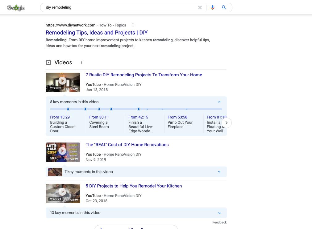 diy remodeling google search