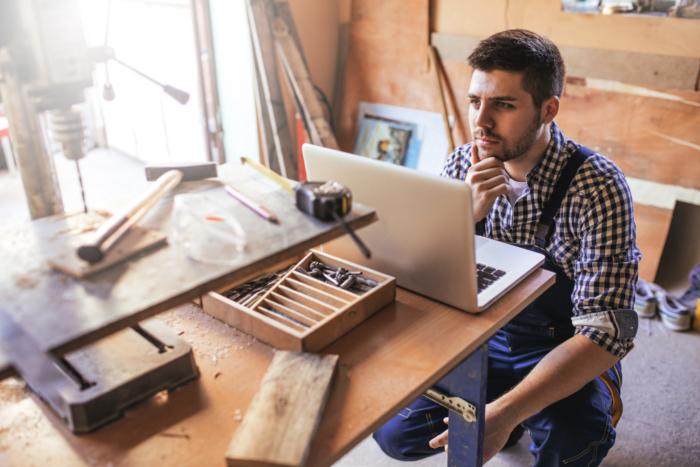 Carpenter marketing tips