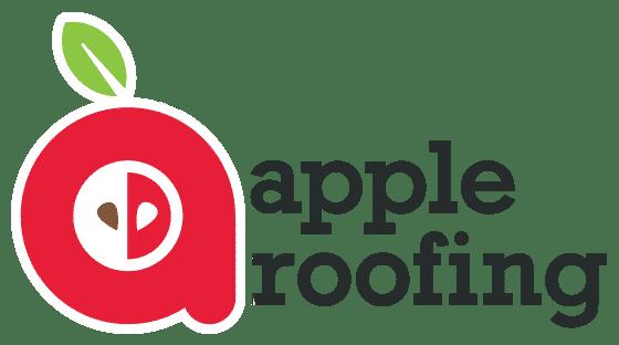 Apple Roofing Logo