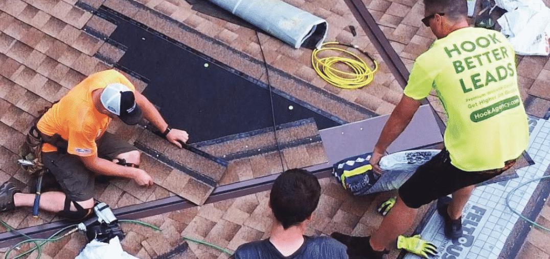 Construction Roofing Marketing Contractor SEO PPC Website Design