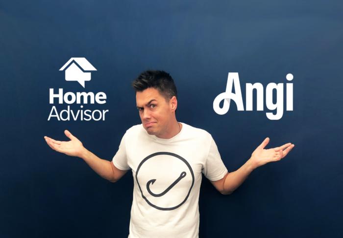 Home Advisor, Angie's List, Angi Name Change, why did they change their name?